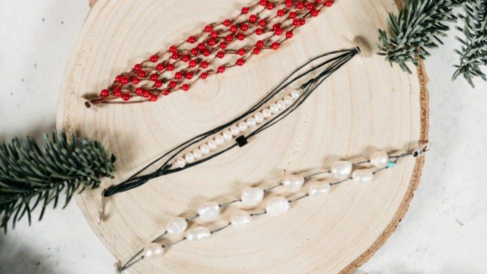 Journal.hr adventsko darivanje: Amaranthine narukvice s biserima i koraljima