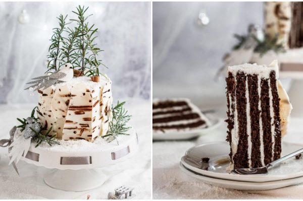 Bite It Quick: Božićna panj torta osvaja izgledom i okusom