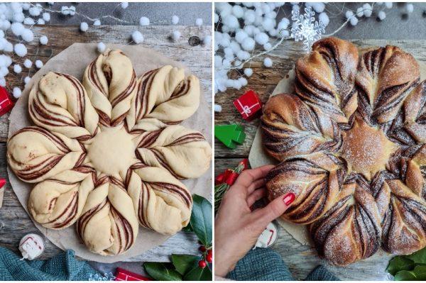 Kate Homecooking: Božićna zvijezda – najljepši blagdanski kolač