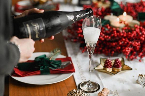 Božićni vodič kroz najbolje pjenušce za blagdanski stol