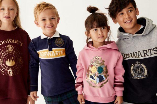 Preslatka Harry Potter kolekcija za djecu je stigla u H&M