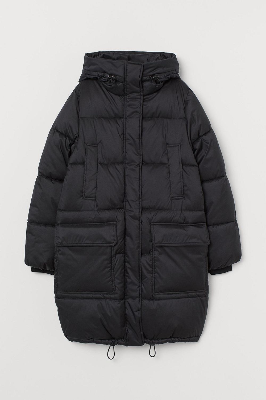 H&M duge puf jakne zima 2020./2021.