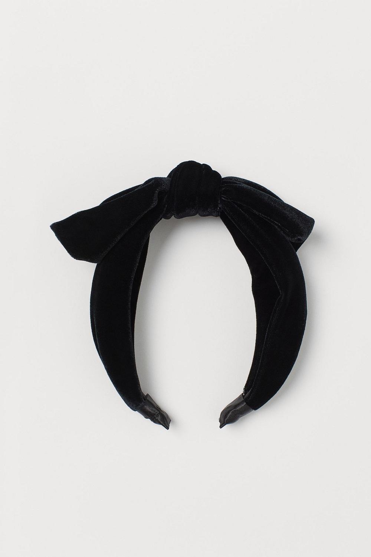 H&M obruč za kosu zima 2020.