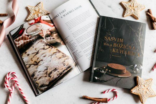 Journal.hr adventsko darivanje: Sasvim mala božićna kuharica Ana-Marije Bujić
