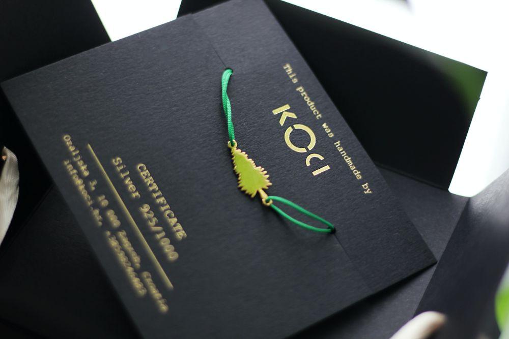Koci Ozaljska Plitvice Holiday Resort personalizirani nakit 1