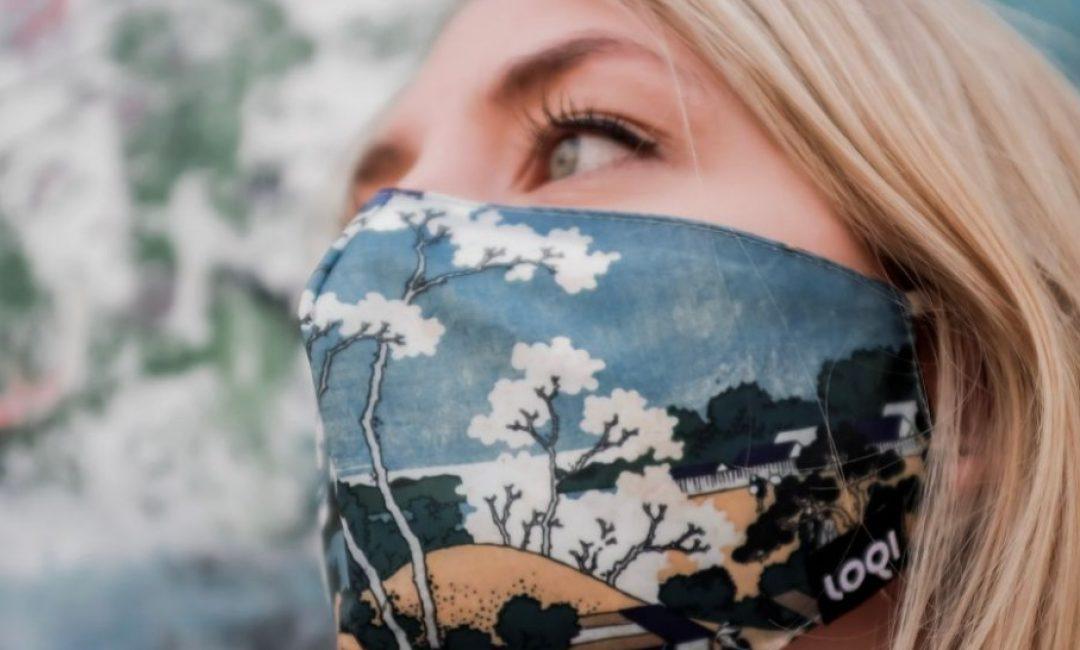 Zaštitne maske s motivima najpoznatijih svjetskih umjetničkih djela