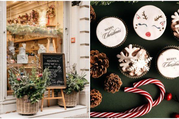 Omiljena zagrebačka slastičarnica Magnolia ima sve što vam treba za slatki advent kod kuće