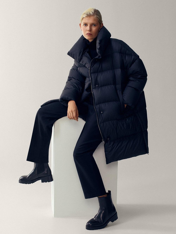 Massimo Dutti duge puf jakne zima 2020./2021.
