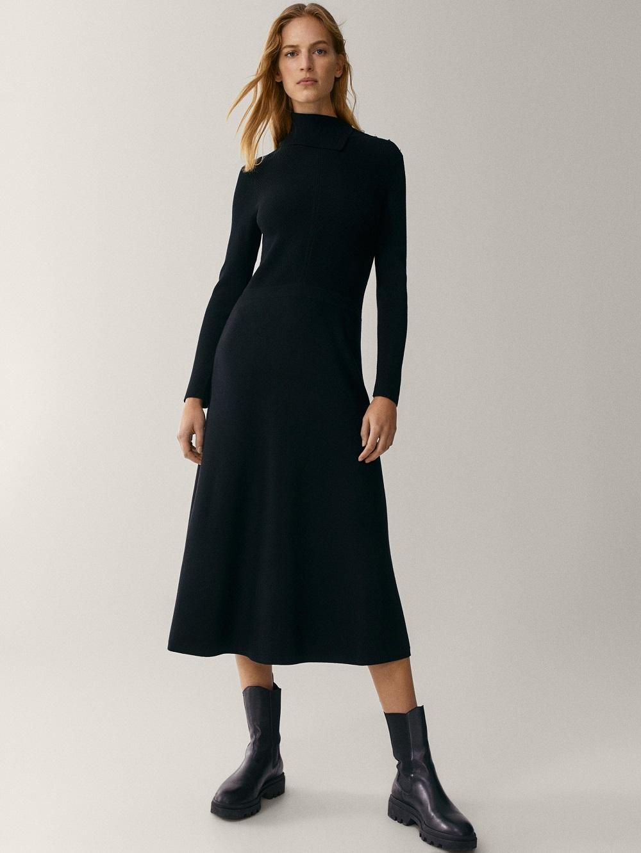 Massimo Dutti haljine blagdanske kombinacije 2020.