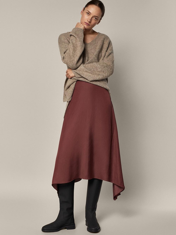 Massimo Dutti suknje blagdanske kombinacije 2020. 1