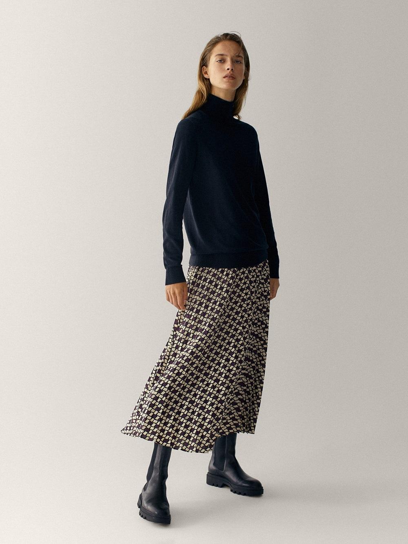 Massimo Dutti suknje blagdanske kombinacije 2020.