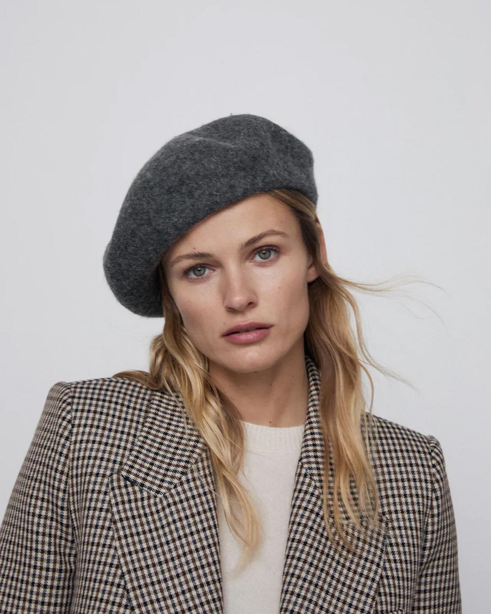 Zara beretka zima 2020.