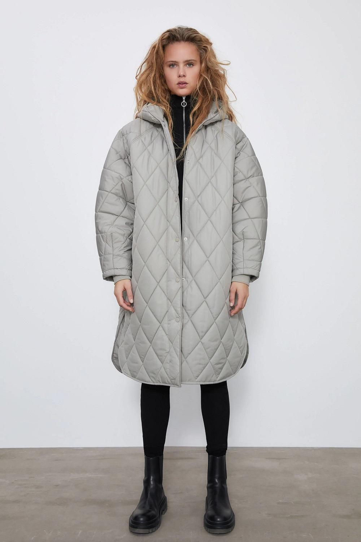 Zara duge puf jakne zima 2020./2021.
