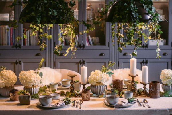 Imamo ideju kako ove godine urediti blagdanski stol