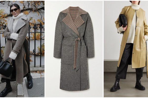 Najbolji zimski kaputi su oni koje možemo nositi na dva različita načina