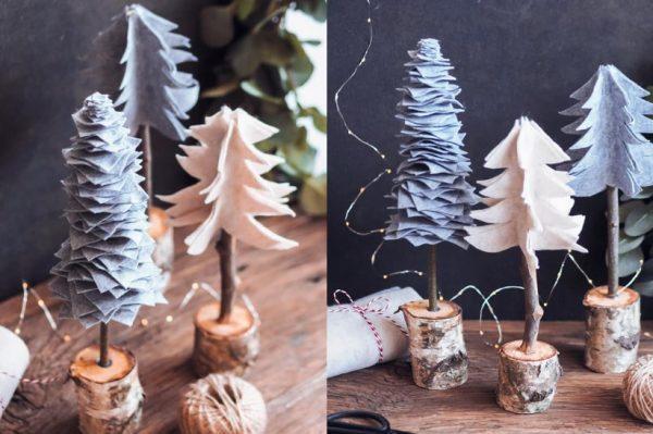 Ideje hrvatskih insta kreativaca: Božićna filc drvca