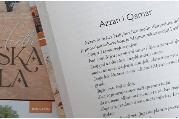 Ilina Cenov: 'Knjiga 'Nebeska tijela' odvest će vas na egzotično putovanje kroz priču o tri sestre'
