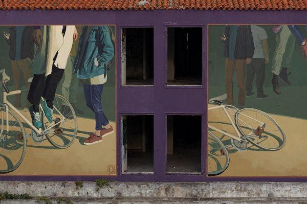 Journal Man: Kulturno uzdizanje novi je mural zagrebačkog umjetnika Lonca