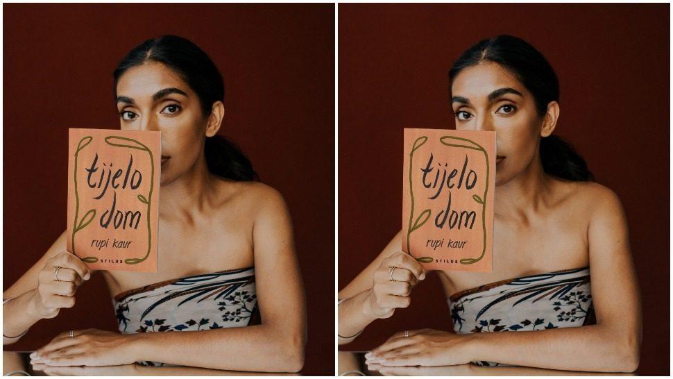 Nova zbirka Rupi Kaur kroz nekoliko dana stiže na police naših knjižara