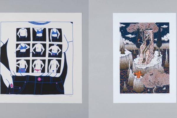 Kupnjom grafika domaćih umjetnika sav novac ide za stradale u Sisačko-moslavačkoj županiji