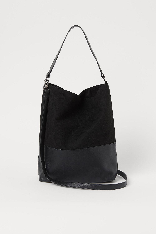 7 savršenih H&M crna tote torba 2021.