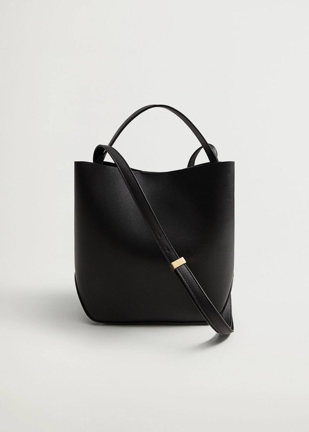 7 savršenih Mango crna tote torba 2021.