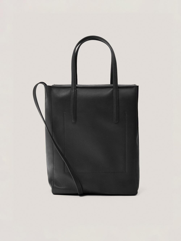 7 savršenih Massimo Dutti crna tote torba 2021.