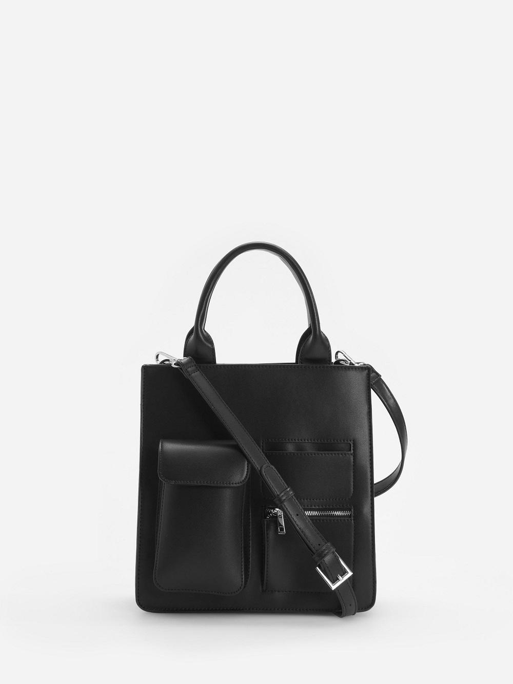 7 savršenih Reserved crna tote torba 2021.