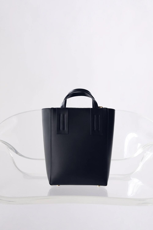 7 savršenih Zara crna tote torba 2021.