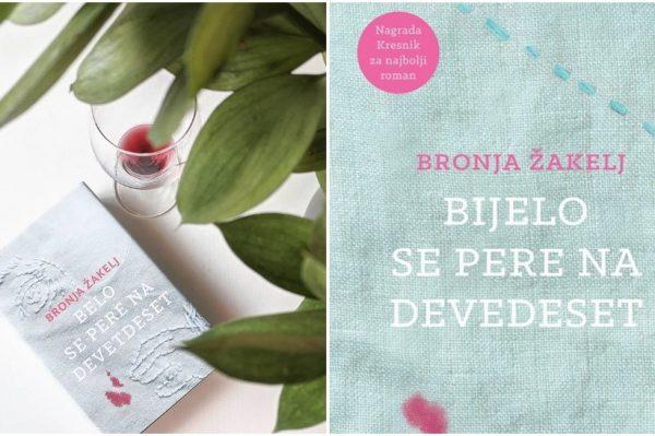 Ilina Cenov: O izvrsnom romanu 'Bijelo se pere na devedeset' koji će vas vratiti u neka druga vremena