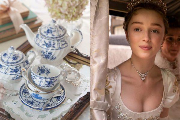 Zahvaljujući Bridgertonu, setovi za čaj postali su novi must-have