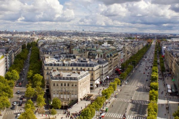 Slavna pariška avenija Champs-Élysées postaje nevjerojatan gradski vrt