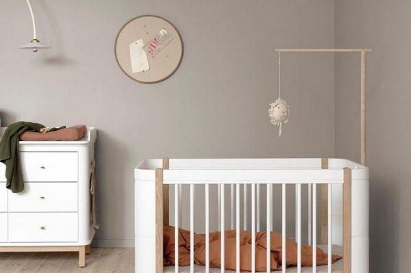 Danski drveni namještaj za najljepšu dječju sobu