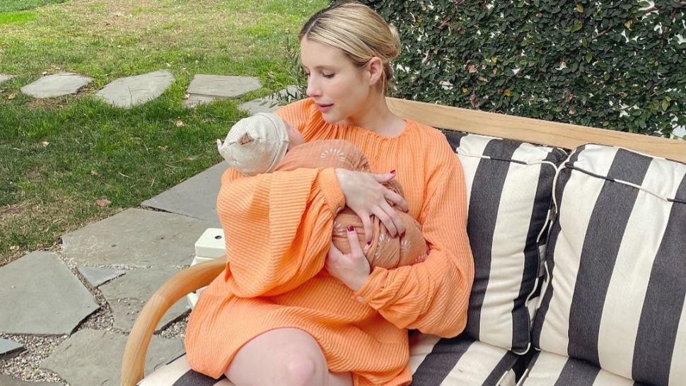 Emma Roberts je rodila sina