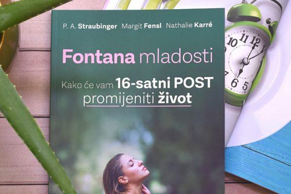 Journal.hr Good Vibes Only darivanje: knjiga 'Fontana mladosti' u izdanju Egmont Pulsa
