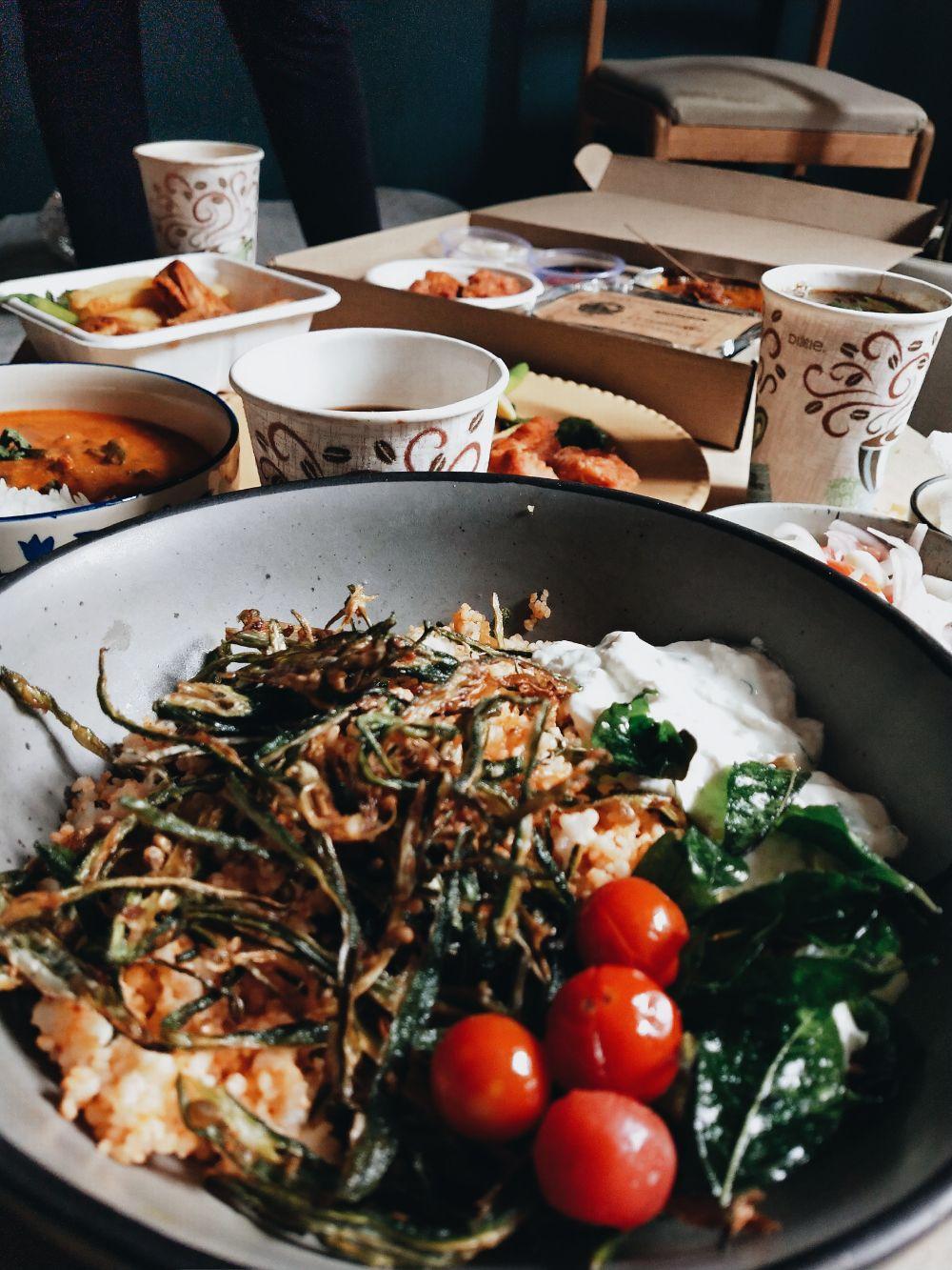 Indijsko kineska kuhinja