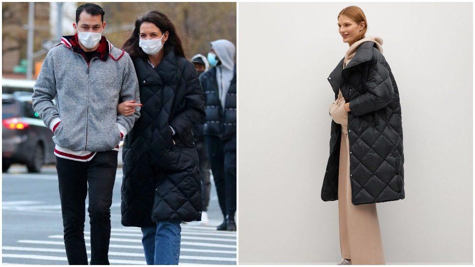 Svi odlični kaputi i jakne Katie Holmes (a jedna je čak iz Manga)