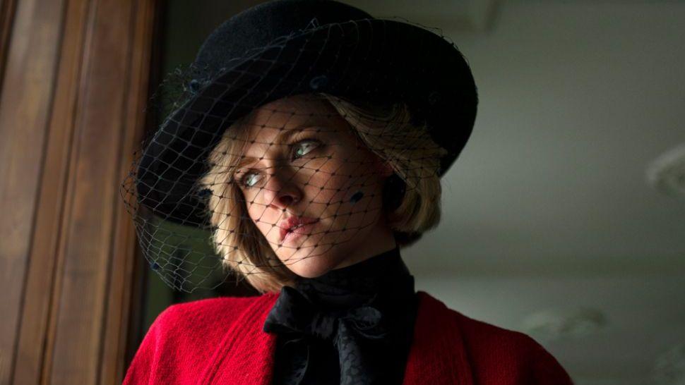 Kristen Stewart kao princeza Diana