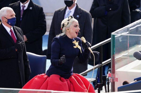 Lady Gaga i J.Lo oduševile na inauguraciji Joea Bidena