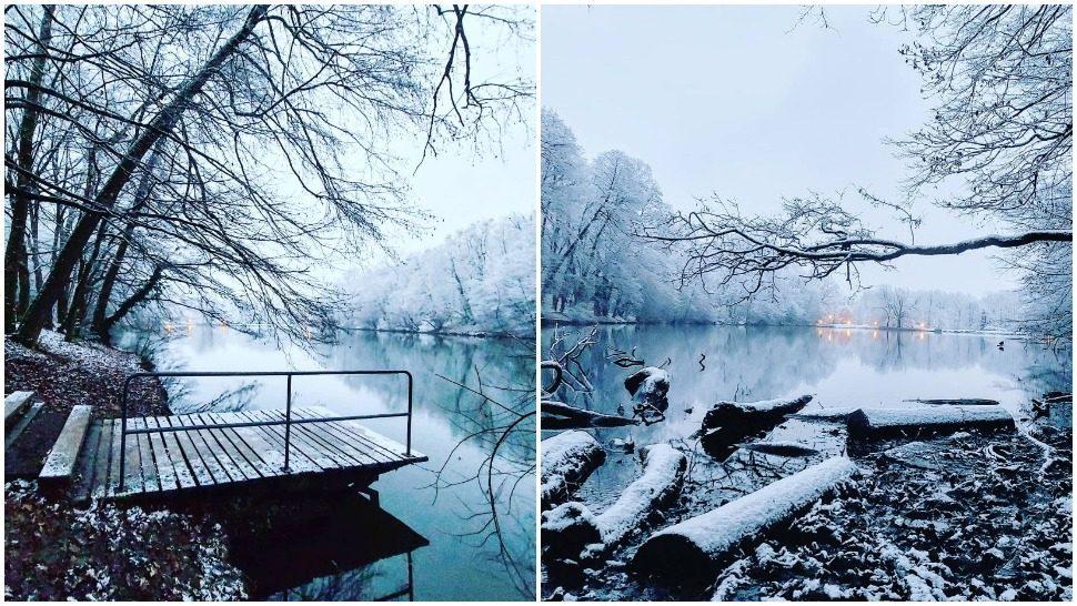 Pogledajte kako predivno izgleda zimska idila u Maksimiru