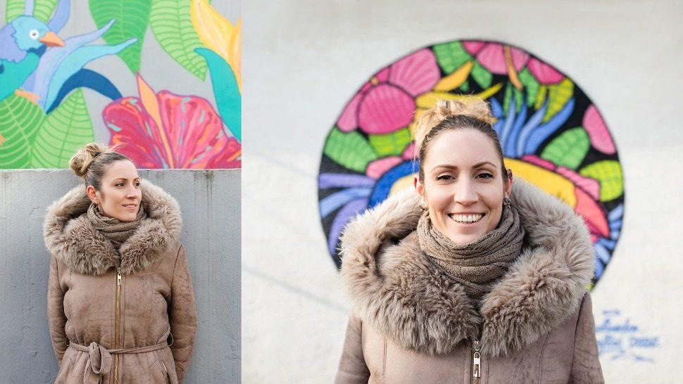 #allaboutchange: Umjetnica Melinda Šefčić oslikavanjem uljepšava zidove bolnica i kaznionica