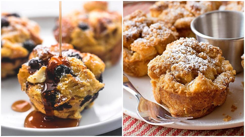 Muffini od pohanog kruha