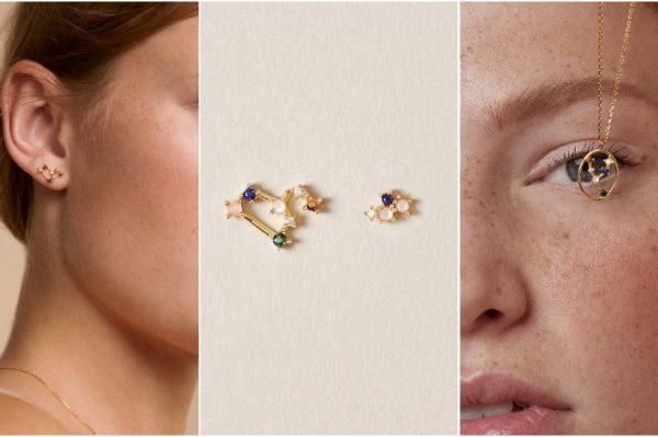Nježne ogrlice i naušnice za svaki horoskopski znak