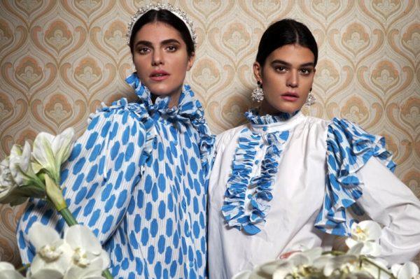 Iza najljepše proljetne modne priče s dizajnerom Robertom Severom