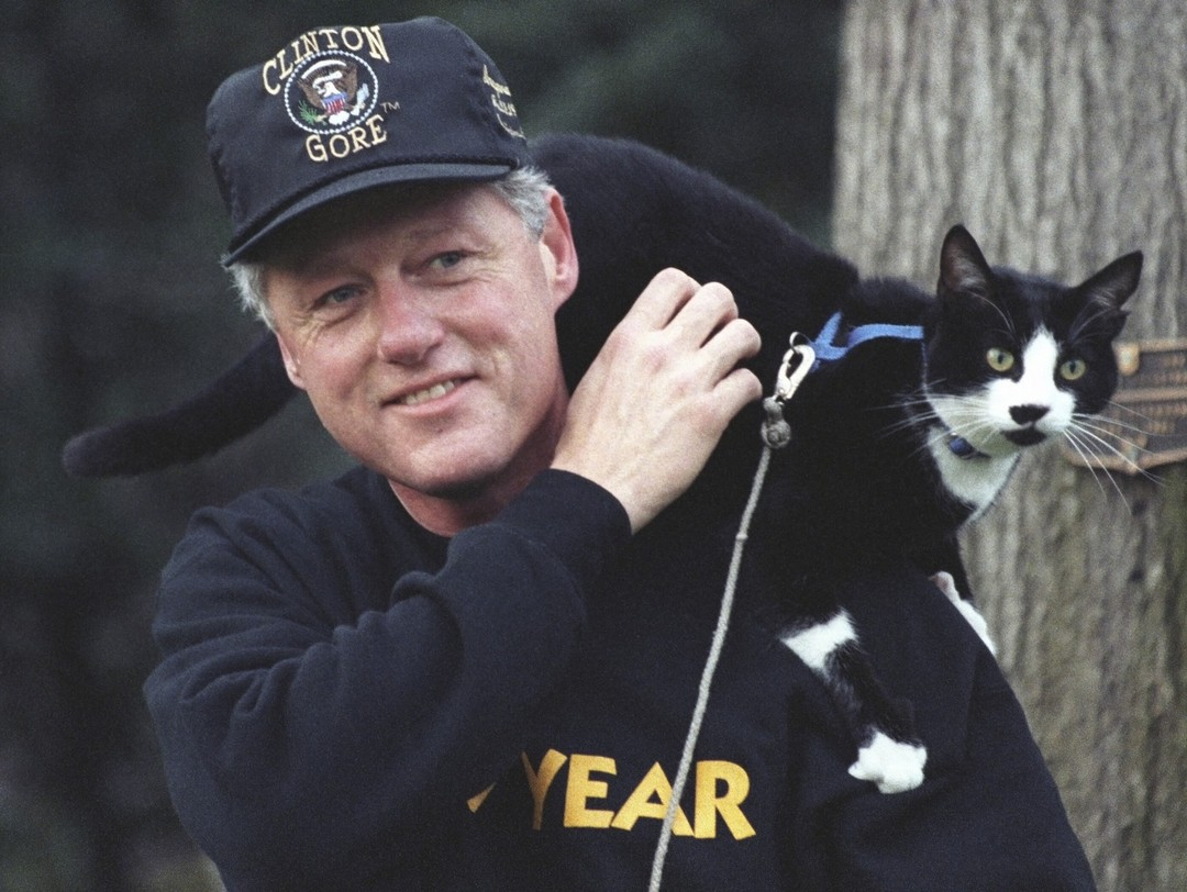Socks Bill Clinton