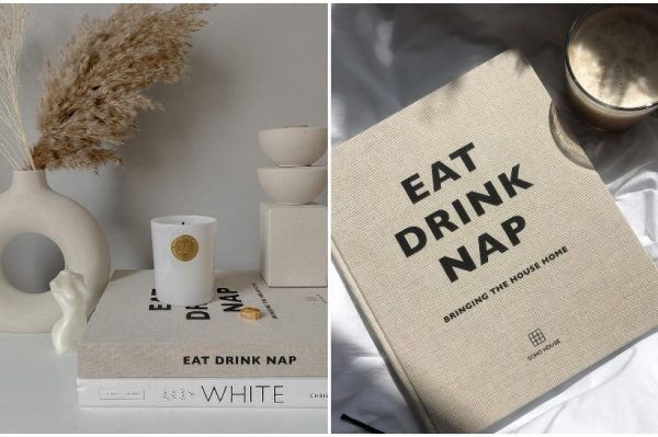 'Eat, Drink, Nap' je ultimativna coffee table knjiga