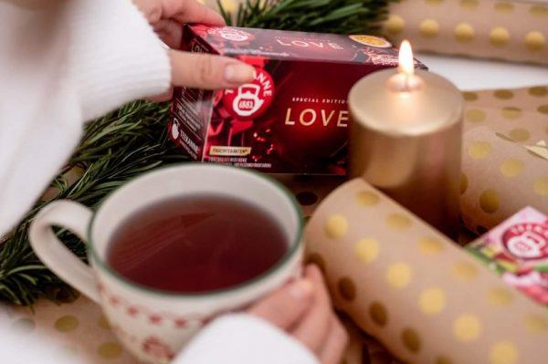 Uvijek je dobar trenutak za TEEKANNE čaj