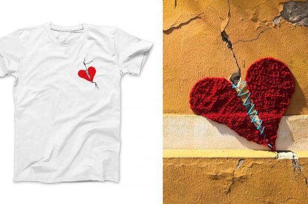 U prodaju je stigla majica koja nosi motiv poznatog zagrebačkog srca