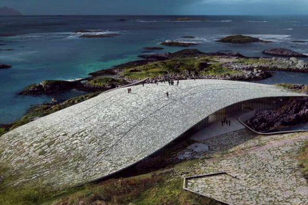 Novo arhitektonsko čudo na najboljem mjestu na svijetu za promatranje kitova