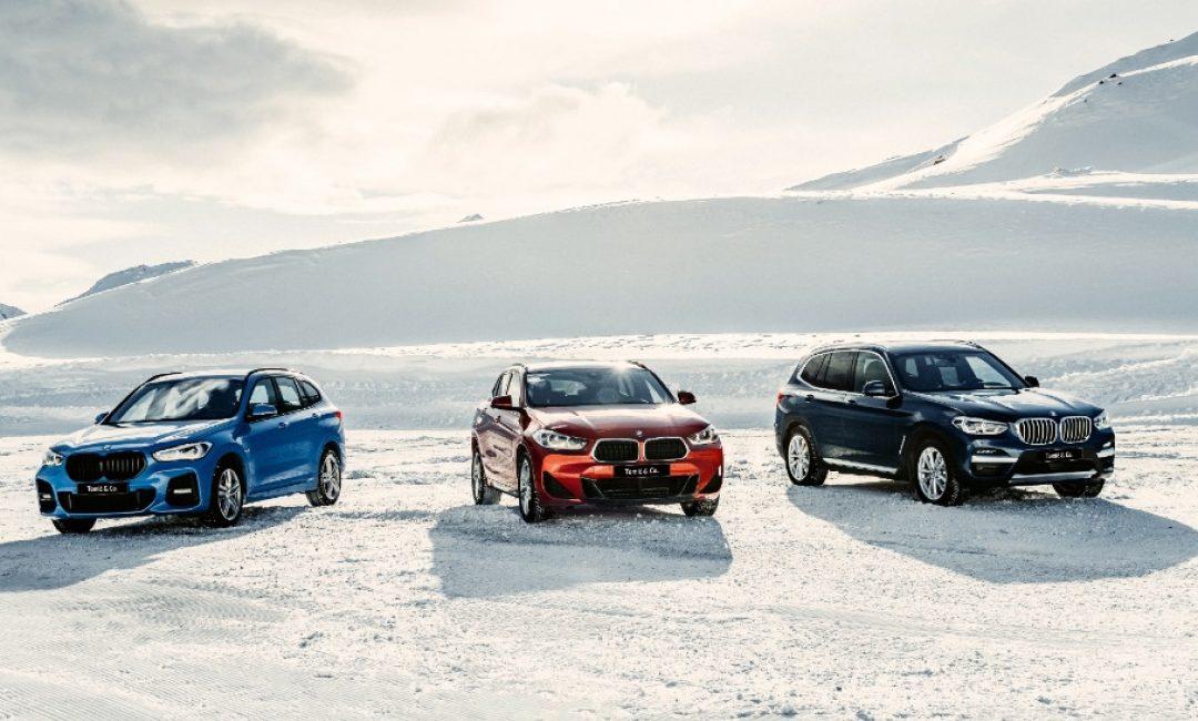 Ograničena količina atraktivnih BMW modela spremna je za isporuku odmah